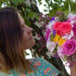 Любовь Орлова, Ведущий флорист студии флористики и праздничного декора Choco wedding