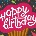 С Днём рождения нас!