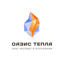 Оазис тепла. Разработка логотипа для магазина отопительного оборудования