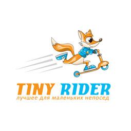 Лого для магазина детских самокатов и беговелов