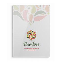 Разработка мини-руководства по работе с логотипом магазина продуктов пчеловодства