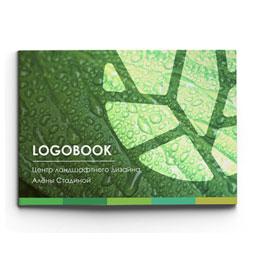 Логотип и мини-логобук для центра ландшафтного дизайна